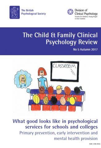 Recent Publications_ChildAndFamilyCPRvw